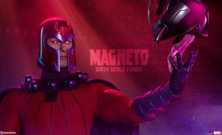 Magneto Sixth Scale Figure