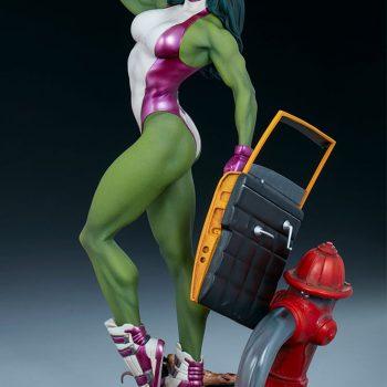 She-Hulk Statue- Adi Granov Artist Series