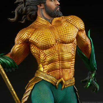 Aquaman James Wan Movie Statue Jason Momoa