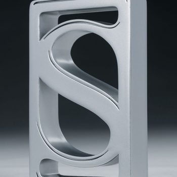 "Sideshow ""S"" Icon Replica- Silver"