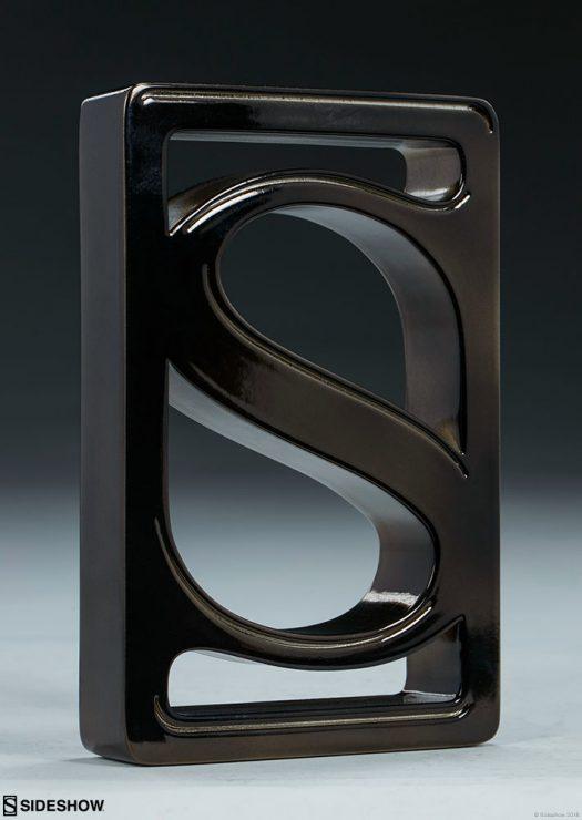"Sideshow ""S"" Icon Replica- Gunmetal"