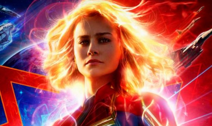 See the New Captain Marvel Trailer Here!
