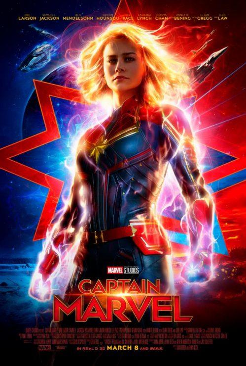 New Captain Marvel Trailer from Marvel Studios