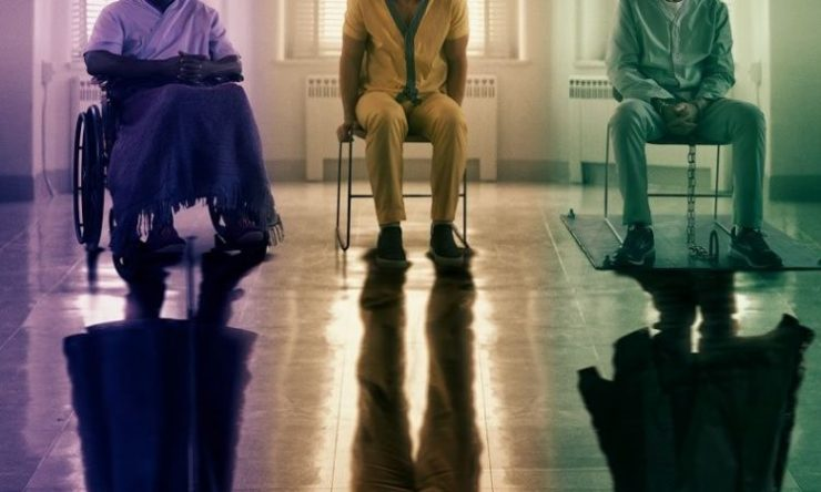 New International Trailer for Shyamalan's Glass