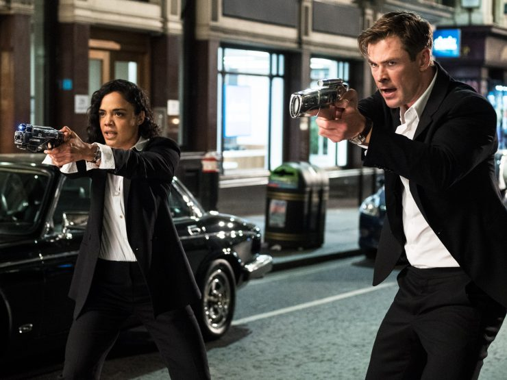 Sony Releases Men in Black: International Official Trailer
