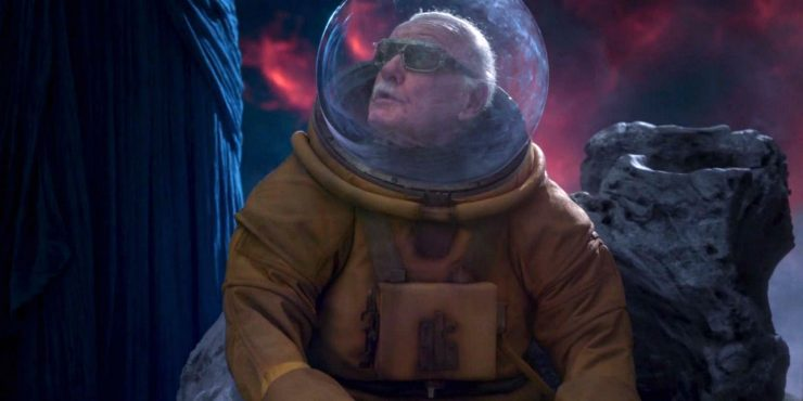 The Top 10 Stan Lee Cameos – Geek Culture Countdown Podcast!
