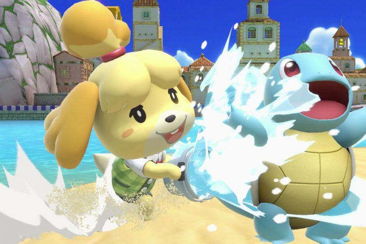 Sideshow's Week in Geek- Super Smash Bros. Ultimate