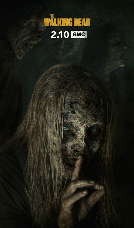 AMC Debuts Key Art for The Walking Dead Season 9