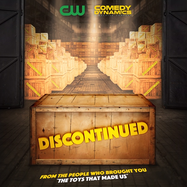 Discontinued- Premiering December 16th on the CW