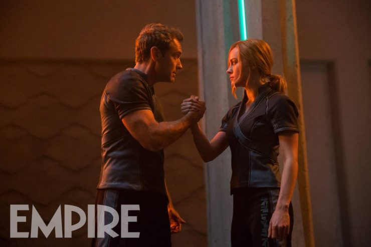 Empire Magazine Shares New Captain Marvel Image