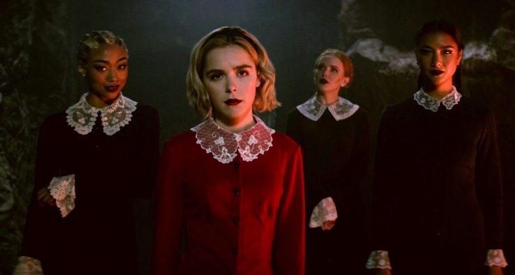 Chilling Adventures of Sabrina Gets Seasons 3 and 4 at Netflix