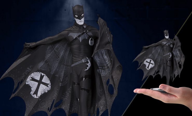 Batman - Gerard Way Statue