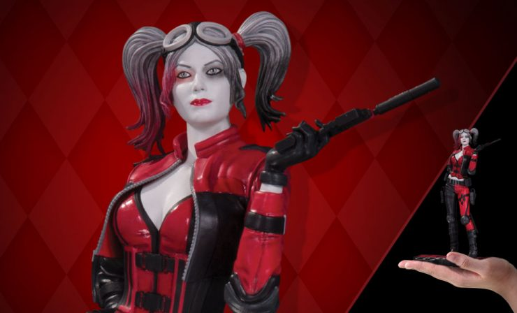 Harley Quinn Statue- Injustice 2