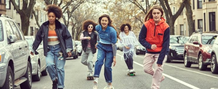 HBO Developing Skateboarding Comedy Based on Skate Kitchen Film