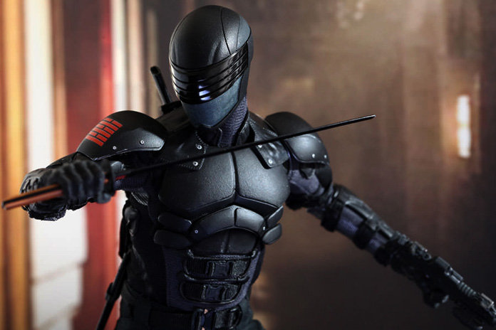 G.I. Joe Snake Eyes Film Circling Director
