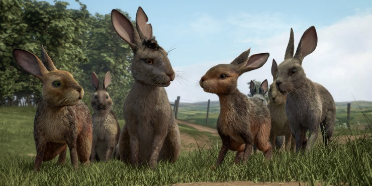 BBC's Watership Down Trailer is Star-Studded