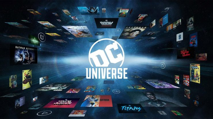 DC Universe Teases More Action and Adventure in 2019