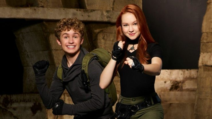 Kim Possible Live-Action Movie Trailer