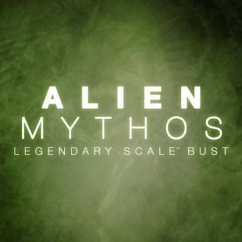 Alien Mythos Bust