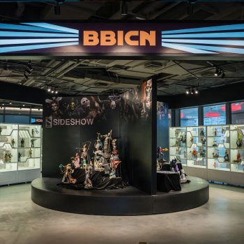 BBICN Flagship Store in Shanghai, China