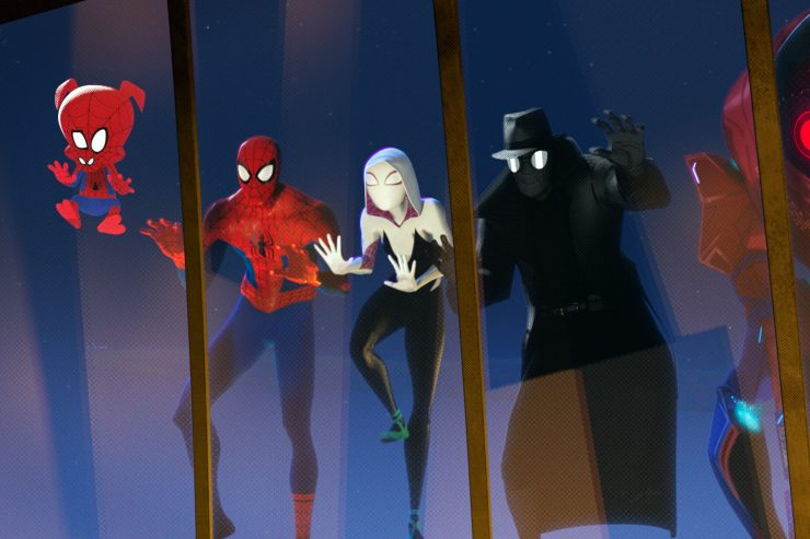 Spider-Man: Into the Spider-Verse Webs Top Spot at Weekend Box Office