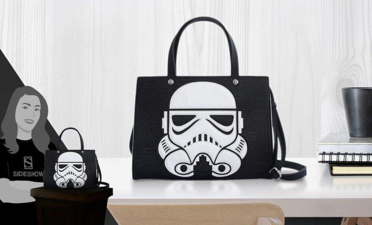 Laser Cut Stormtrooper Duffle Bag