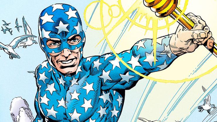 Joel McHale Cast as Starman in DC Universe's Stargirl