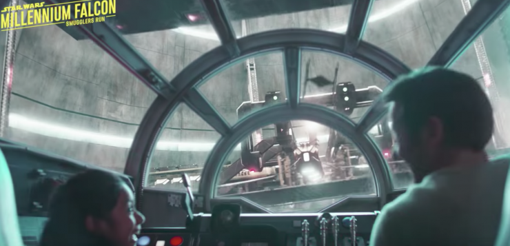 Disney Parks Tease Behind-The-Scenes of Star Wars: Galaxy's Edge