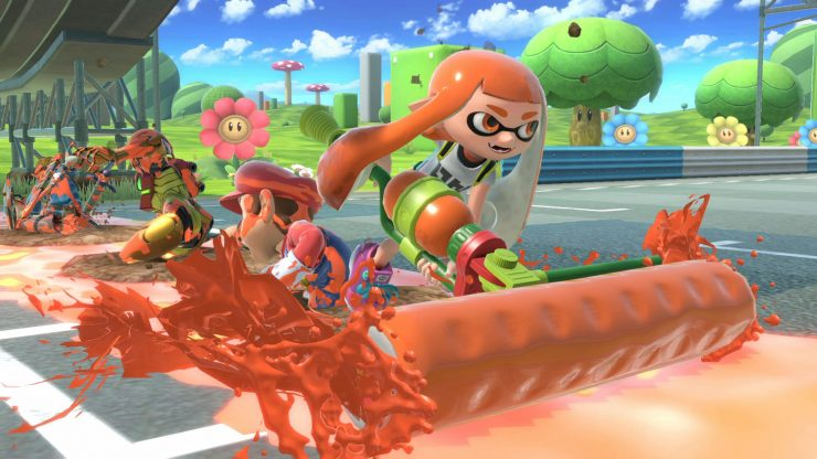 Sideshow's Week in Geek- Super Smash Bros. Ultimate
