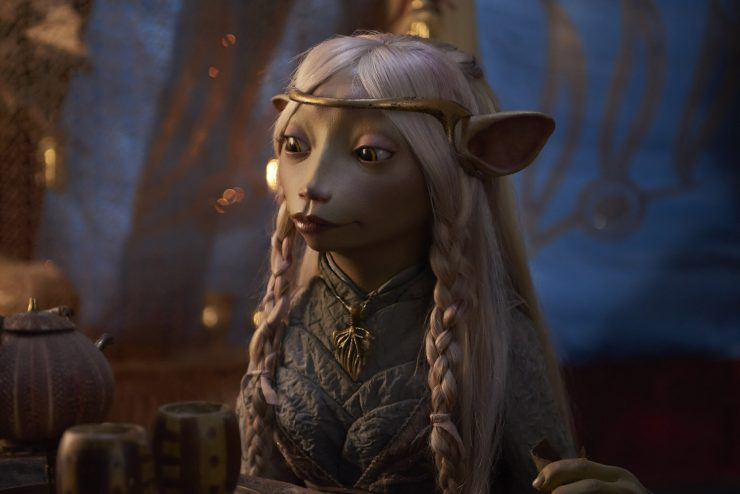 Netflix Reveals First Look at Dark Crystal: Age of Resistance
