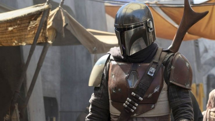 Ludwig Goransson to Score The Mandalorian