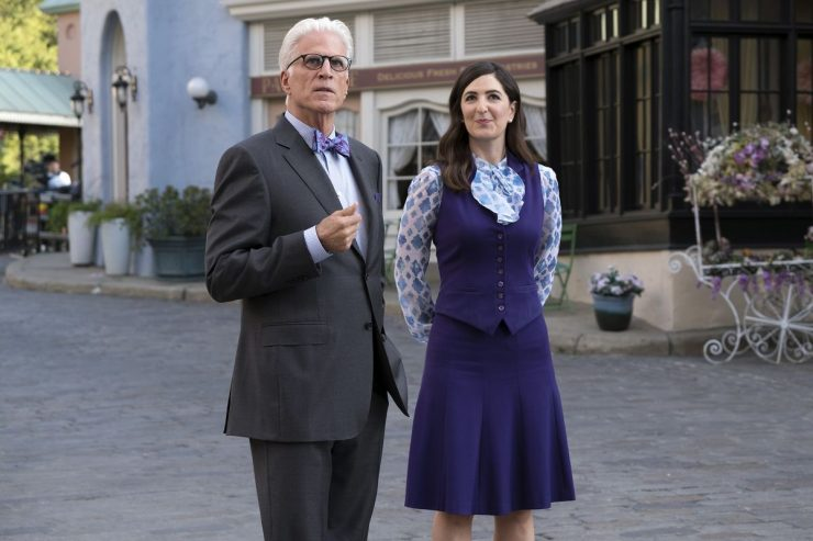 The Good Place Renewed for Season 4
