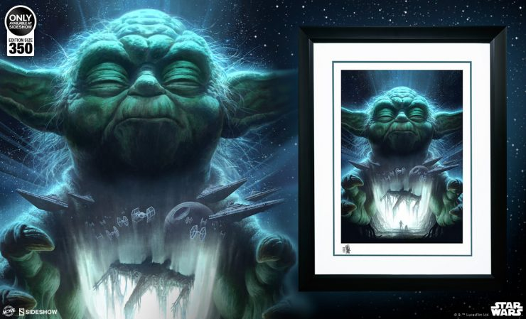 ACME Archives Luminous Beings Are We Fine Art Print