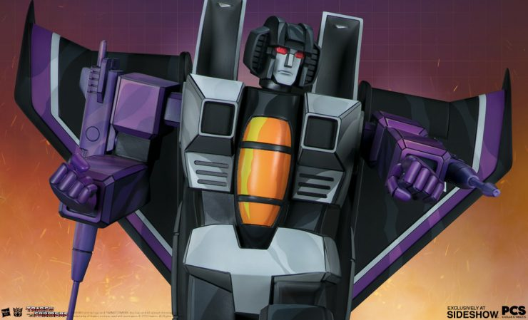 PCS Collectibles Skywarp G1 Museum Scale Statue
