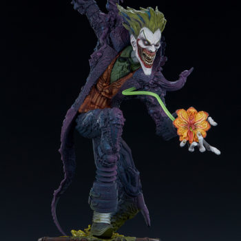 Joker Nightmare Statue