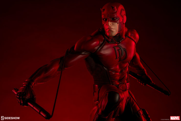 Bring Hell's Kitchen Home with New Photos of the Daredevil Premium Format™ Figure