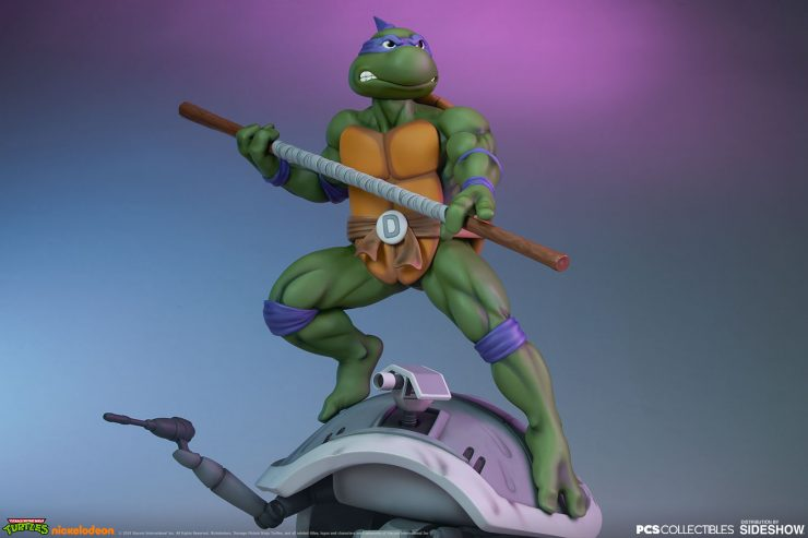 Bossa Nova!  Here Comes the Donatello Statue From Pop Culture Shock Collectibles!