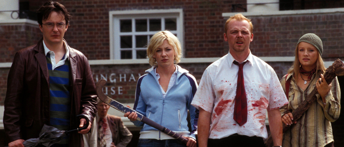 Last Chance to Watch on Netflix- Shaun of the Dead