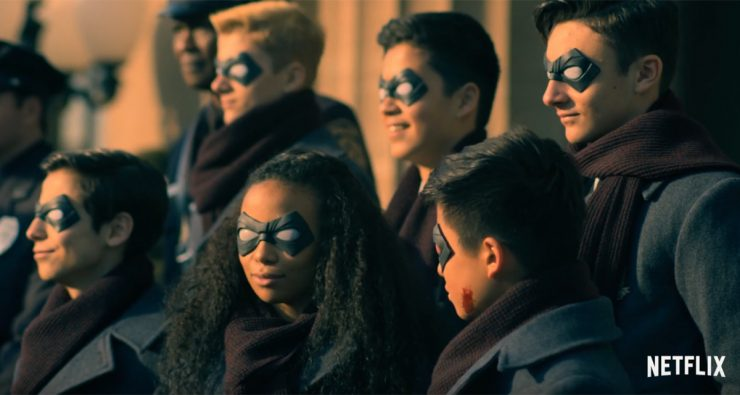 Netflix Premieres The Umbrella Academy Official Trailer