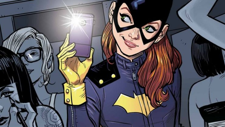 Batgirl Then & Now- Let Your Geek Sideshow Podcast