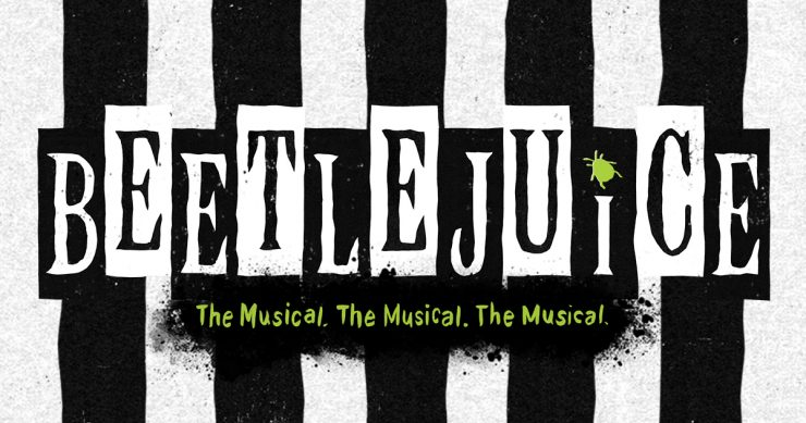 It's (Almost) Showtime for Beetlejuice on Broadway