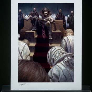 Cleopsis: The Price of Power Fine Art Print by David Palumbo
