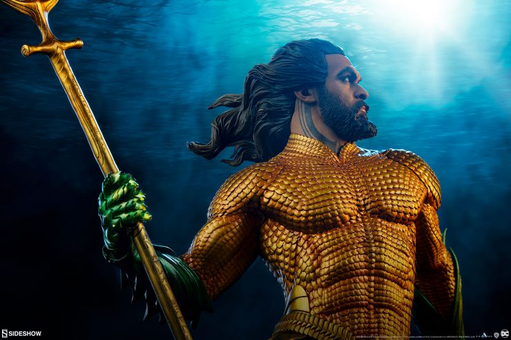James Wan's Aquaman Makes Massive Cinematic Splash!