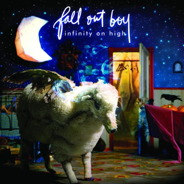 Fall Out Boy- 7 Geeky Bands