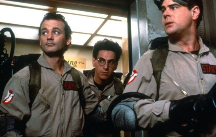 Jason Reitman Developing New Ghostbusters Film