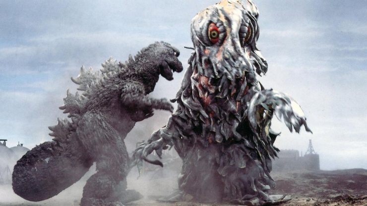 Hedorah- Godzilla Franchise Monsters