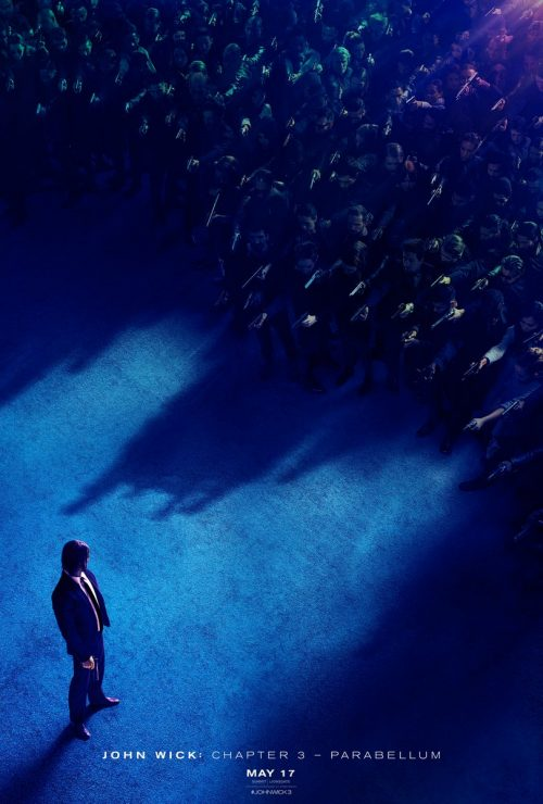 Lionsgate Releases John Wick Chapter 3: Parabellum Official Trailer