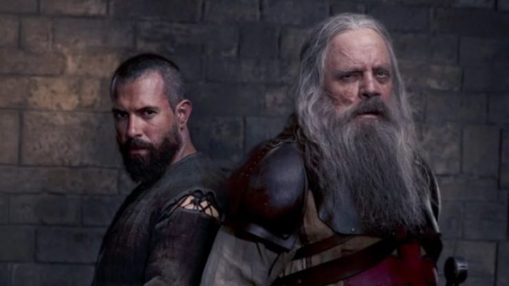 History Releases Teaser for Knightfall Season 2 Starring Mark Hamill