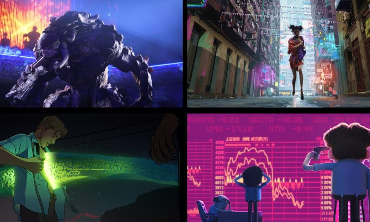 Netflix Announces Animated Anthology Love, Death & Robots