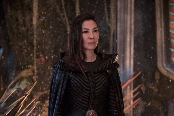 Michelle Yeoh to Lead Star Trek: Discovery Spinoff